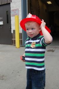 Fireman Bri