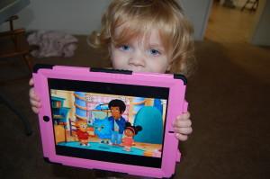 Molly iPad